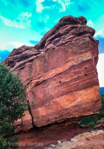 One of My Favorite Sedimentary Rocks  Colorado United States  X