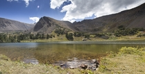 One of my favorite spots on our planet Rogers Peak Lake Colorado