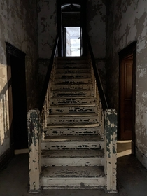 One of my favorites from a trip to Ohio State Reformatory