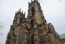 One of my favourite buildings in England the York Minster  x