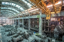 One of my top  explorations - derelict power plant in Italy