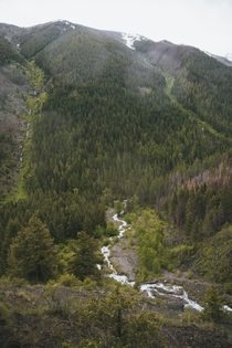 One of Oregons many hidden gems Wallowa-Whitman National Forest
