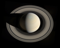 One of the best pictures of Saturn and its magnificent rings created from images obtained by NASAs Cassini spacecraft