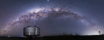 One of the clearest nights I have ever seen while shooting this panorama recently SE QLD Australia