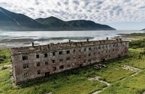One of the creepy places of Kamchatka