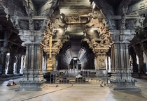 One of the five major Shiva Temples or Pancha Bhoota Stalam represents the element of water The temple was built by Kocengannan Kochenga Chola one of the Early Cholas around  years ago Jambukeswarar Temple in Tiruchirapalli Tamil Nadu India