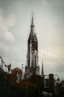 One of the highest churches in the Netherlands is in Delft