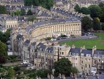 One of the most beautiful cities in Europe Bath England