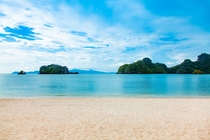 One of the most serene beaches I have ever been too Tanjung Rhu Beach on the beautiful island of Langkawi Malaysia