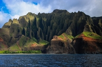 One of the most stunning coast lines Kauai HW