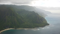 One of the oldest Hawaiin Islands Kauai