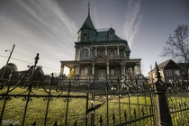 One Year Ago I Had The Pleasure of Visiting This Gorgeous Abandoned Victorian Mansion
