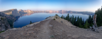 Only a pano can do Crater Lake any justice