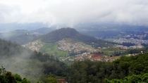 Ooty- nestled in the hills of South Indias tea plantation region