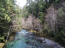 Opal Creek - Willamette National Forest Oregon