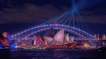 Opera House amp Harbour Bridge in Sydney Australia