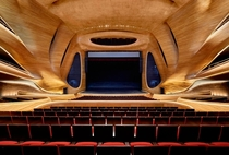 Opera House Harbin China by MAD Architects