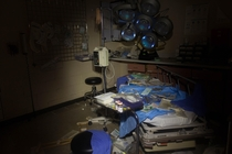 Operation room in Abandoned hospital Photographer Me Resolution x