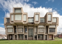 Orange County Government Centre  by Paul Rudolph