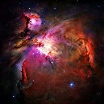 Orion Nebula  X