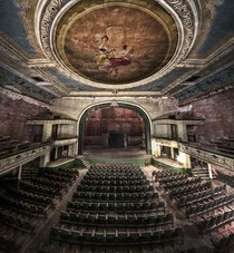 Orpheum Auditorium New Bedford Massachusetts