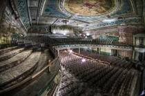 Orpheum New Bedford Massachusetts - opened  abandoned