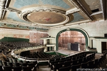 Orpheum Theatre New Bedford MA opened the day the Titanic sank