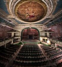 Orpheum Theatre - New Bedford Massachusetts