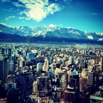 OS The silence after the storm-Santiago Chile