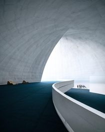 Oscar Niemeyer Foundation Niemeyer  Niteroi RJ
