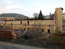 Oskar Schindler saved over  Jews in this factory during WWII Now its falling apart