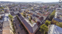 Oslo Norway Drone photo