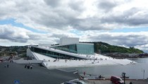 Oslo Opera House Norway by Snhetta