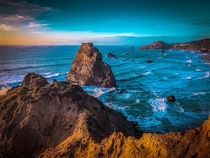 Otter Point State Recreation Site Oregon USA