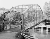Ouaquaga Lenticular Truss Bridge
