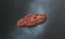Oumuamua looked like an asteroid but sped along like a comet Unlike a comet it did not have a visible tail Speculation flipped back and forth between comet and asteroid  and it was even suggested it could be an alien artefact