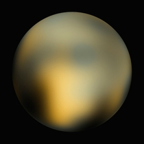 Our Best Image of Pluto until
