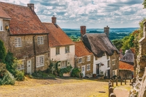 Our deepest desire is to live somewhere that feels like home Shaftesbury Dorset England
