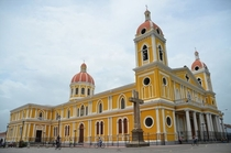 Our Lady of Assumption Cathedral - circa completed  - Granada Nicaragua
