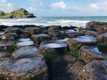 Our trip to Giants Causeway UK in Oct