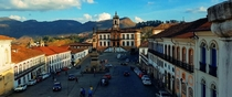 Ouro Preto Minas Gerais Brazil One of the most heroic places in the whole country