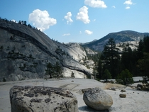 Out of hundreds of pictures on our backpacking trip this one stood out to me Yosemite National Park