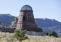 Outside Creston WA abandoned paper mill xpx Photo bellevuefineart