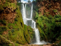 Ouzoud Falls Morocco  by Nicolas Lafarge