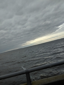 Over the Currituck Sound NC