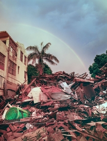 Over the Rainbow  forced demolition in Taiwan