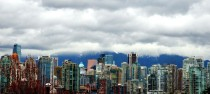 Overcast in Vancouver