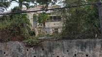 Overgrown Mansion Christiansted St Croix USVI x