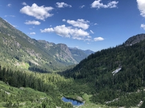 Overlook of Source Lake Washington this past summer