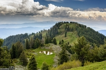 Overlooking Ayubia National Park from Mukshpuri Top m  By M Ayaz Mahmood  x-post rExplorePakistan